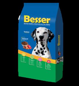 Besser Natural Cães Adultos