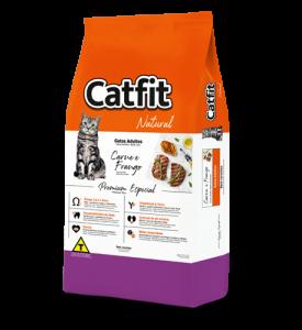 Catfit Natural Gatos Adultos