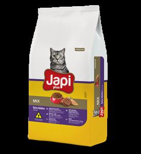 Japi Plus Mix Gatos Adultos