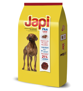Japi Plus Carne Cães Adultos