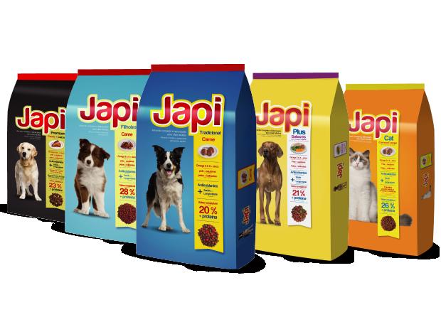 Produtos - Japi